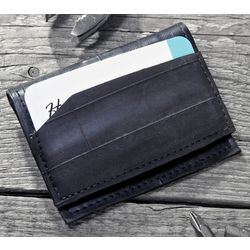 Recycled Front Pocket Wallet