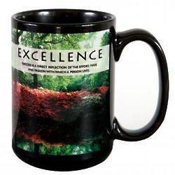 Excellence Azalea Ceramic Mug