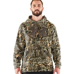 Men's Under Armor Big Logo Camo Hoodie