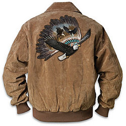 Men's Eagle Warrior Jacket