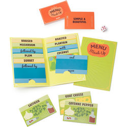 Menu Mashup Cards