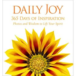 Daily Joy: 365 Days of Inspiration Book