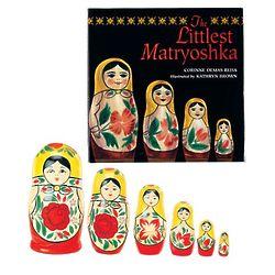 Matreshka Nesting Dolls