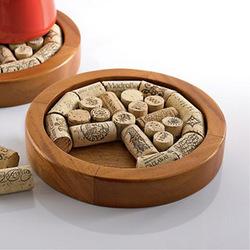Round Wine Cork Trivet