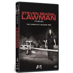 Steven Seagal - Lawman - The Complete Season 1 DVD Set