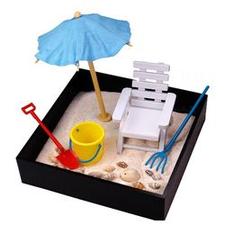 Beach Break Mini Executive Sandbox