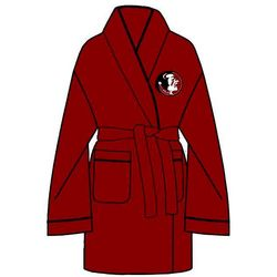 Ladies Florida State Solid Cozy Robe