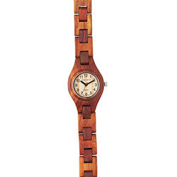 Ladies Wooden Watch