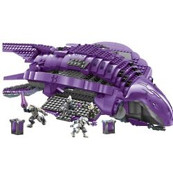 Halo Covenant Phantom Mega Bloks Toy