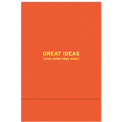 Great Ideas Pocket Notepad