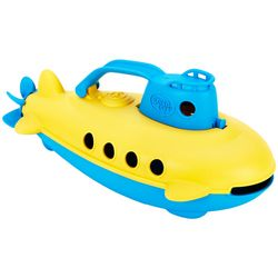 My First Submarine Toy in Yellow