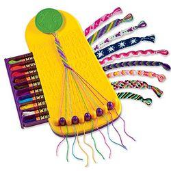 Kid's Friendship Bracelet Maker Travel Kit