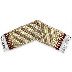 Harmony Silk Batik Scarf
