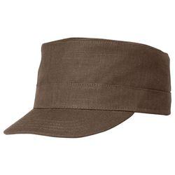 Hemp Military Cadet Cap