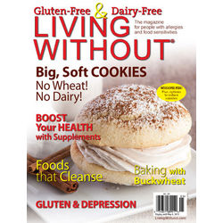 Living Without Gluten-Free Dairy Free Magazine Subscription