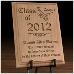 Personalized Class of Wooden Plaque