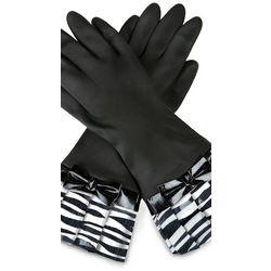 Saucy Safari Rubber Gloves