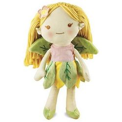 Eco-Friendly Good Earth Fairy Doll