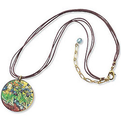 Starry Night Gogh Necklace