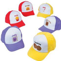 6 Reading Buddy Baseball Caps