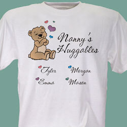 Huggable Personalized T-Shirt