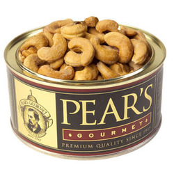 Colossal Cashews Signature Nut Tin