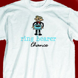 Lil' Ring Bearer Youth T-Shirt