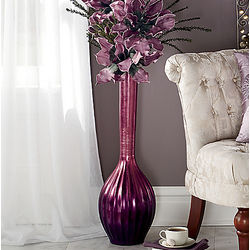 Sylph Magenta Vase