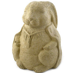 Meditating Buddha Rabbit