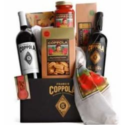 Coppola's Wine & Food Gift Basket