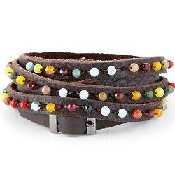 Marquee Wrap Bracelet