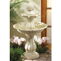 3-Tier Acorn Water Fountain