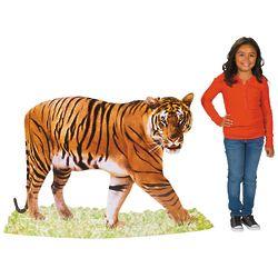 Safari Tiger Standee