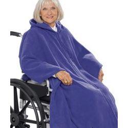 Polar Fleece Wheelchair Cape