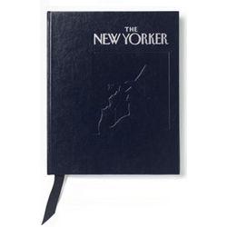 2013 New Yorker Linen Cover Desk Diary