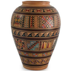 Inca Spirit Cuzco Vase