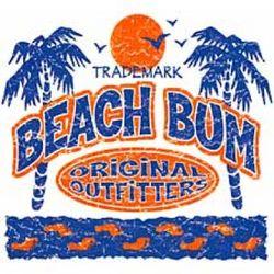 Beach Bum Out T-Shirt
