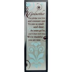 Godmother Mod Mirrored Plaque