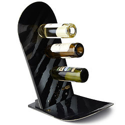 Snowboard Bottle Rack