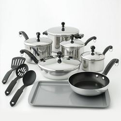Classic Series 15-Piece Cookware Set