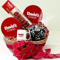 David's Cookies Grande Gift Basket