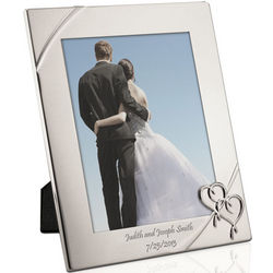 True Love Personalized 8x10 Photo Frame