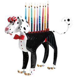 My Pet Dog Menorah