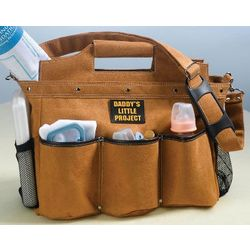 Daddy's Special Project Diaper Bag