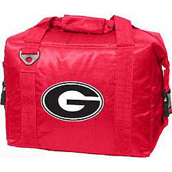 Georgia Bulldogs Cooler