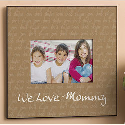 Personalized Our Little Kids Photo Frame