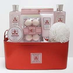 Peony in Bloom Bath Collection