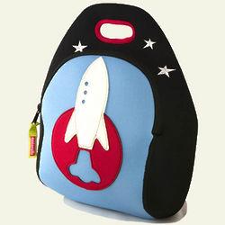 Rocket Lunch Bag