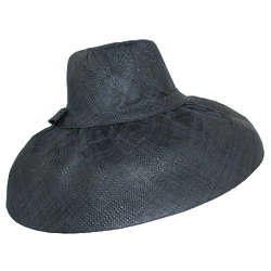 Wide Brim Raffia Sun Hat