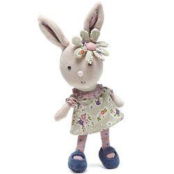 Gorgeous Girly Bunny Plush
